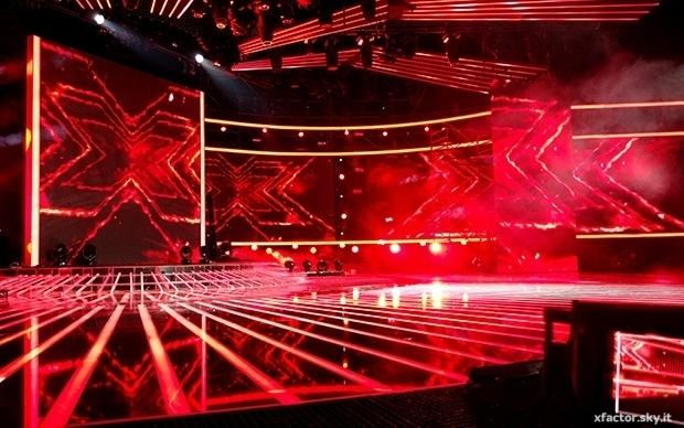 palco rosso