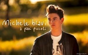"""Esce oggi """"A Passi Piccoli"""", il primo album di Michele!"""