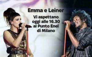 Emma e Leiner sono gli eliminati della Semifinale: incontrali al Punto Enel ...